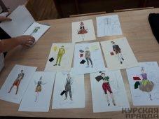 В Курске создали коллекцию одежды «Чипполино»