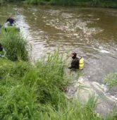 В Курской области утонули брат и сестра