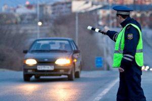В Курской области воров «выдал» автомобиль