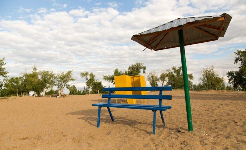 В Курской области начали проверять пляжи