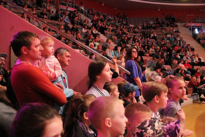 В Курске впервые провели всеобщее родительское собрание