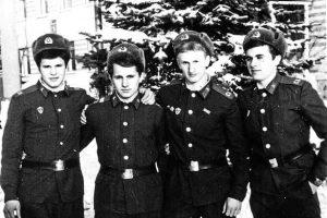 Педагогические победы младшего сержанта Сажнева