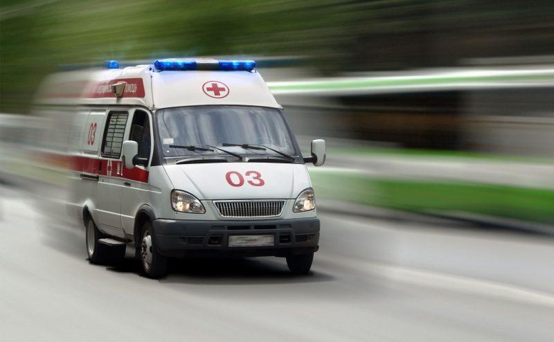 В Курске школьник выпал из окна