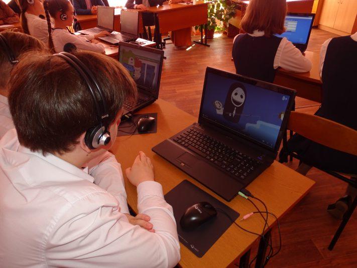 В Курской области проходят «Уроки цифры»