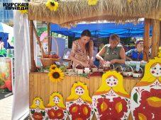 Куряне отмечают День России и День образования региона