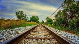 Куряне украли железнодорожные рельсы