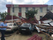 Курская область: часть жителей Мантуровского района из-за ветра остались без электричества