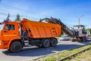 В Курске почти полностью выполнен дорожный ремонт