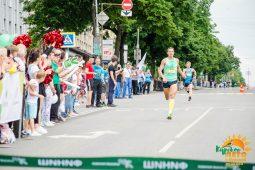 """Впервые в Курске состоялся """"Зеленый марафон"""""""