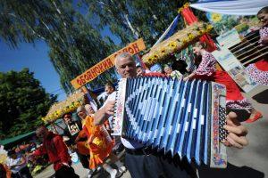 Курская коренская ярмарка. Программа проведения
