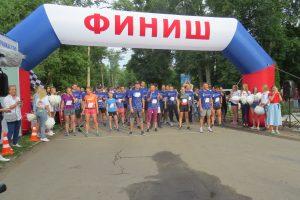 «Курская область» бежит к победе