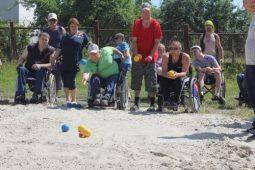 Пострадавшие на производстве в Курской области участвуют в спартакиаде
