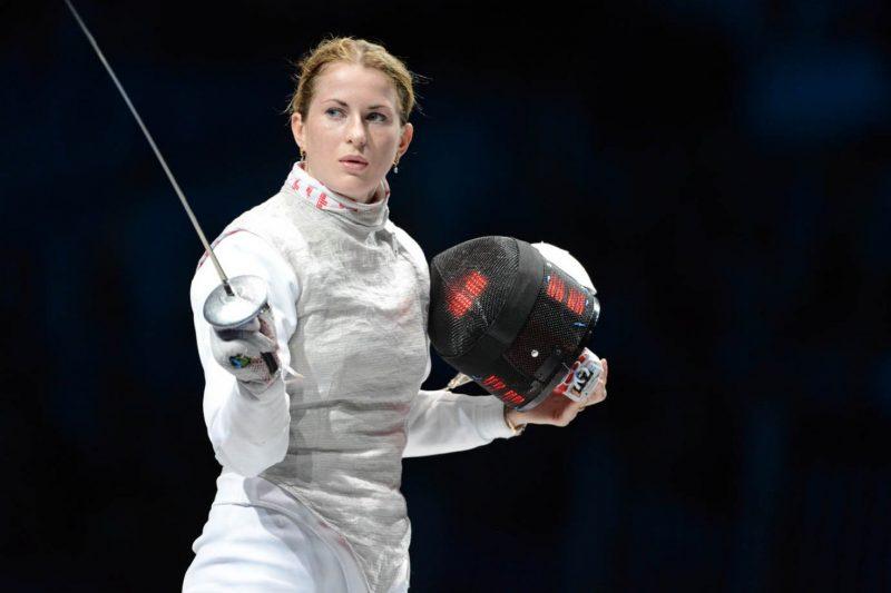 Курянка претендует на получение Национальной спортивной премии