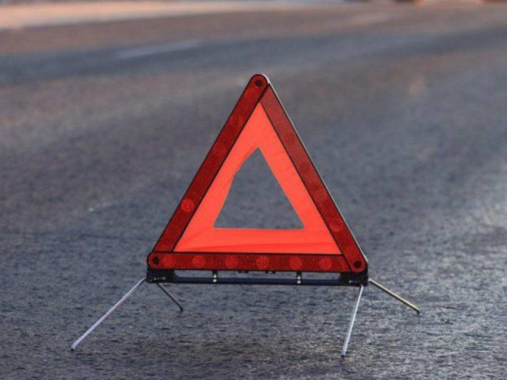 В Курске водитель «Газели» сбил ребёнка и угодил в кювет