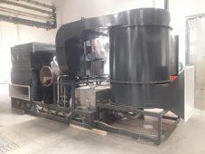 Курск: «Экотекс» устанавливает фильтры дополнительной очистки воздуха