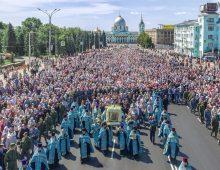 Во время Крестного хода в Курске перекроют движение