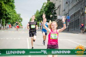 Куряне пробежали «Зеленый марафон»