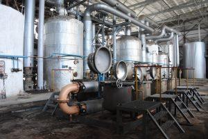 Глава Курской области посетил завод в Мантуровском районе