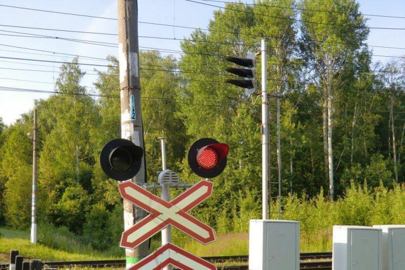 На железной дороге в Курской области стало меньше несчастных случаев