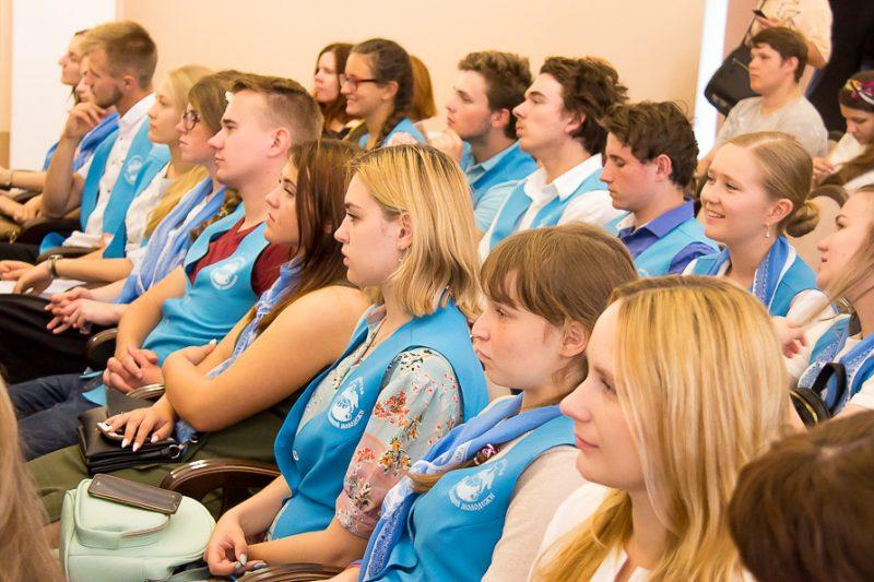 В Курск на съезд православной молодежи приехали делегаты из 7 стран