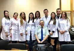Курск: врачи-кибернетики получили свидетельство об аккредитации специалиста