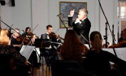 В Курске прошел концерт Губернаторского камерного оркестра