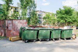 Судьба разрушенной площадки в курском дворе решится благополучно