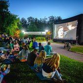 В Курске покажут кино под открытым небом