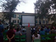 В курских селах покажут кино под открытым небом