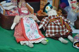 В Курском музее археологии открывается выставка кукол
