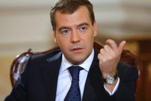 Курскую область сегодня посетит Дмитрий Медведев