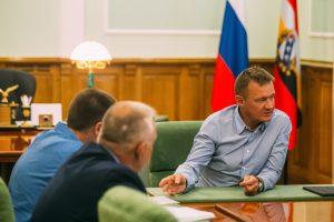 Курская область выступит за ужесточение применения пестицидов на полях