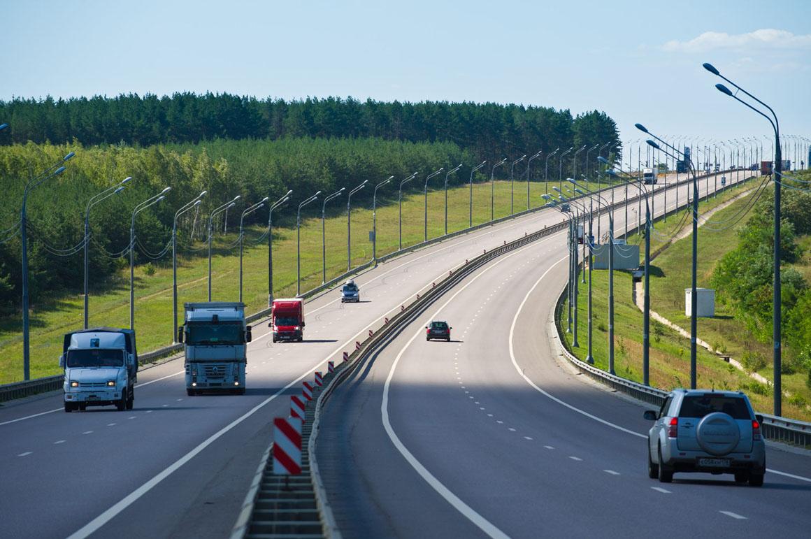 В 2025 году в Курской области более 120 км трасс станут четырёхполосными