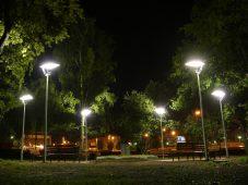 В Курске подписан контракт с подрядчиком, который займётся уличным освещением
