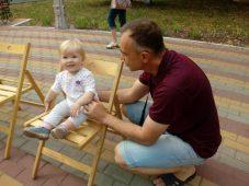 В Курске началась акция «У нас будет малыш»