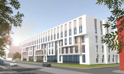 В Курске построят новую детскую областную больницу