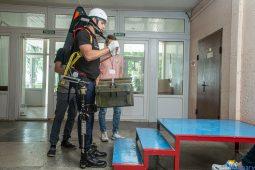 В Курске экзоскелет планируют внедрить в массовое производство