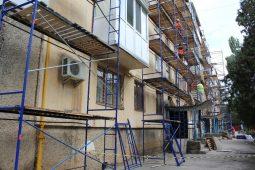 В этом году в Курской области отремонтируют 240 многоквартирных домов