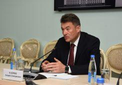 Курск посетил главный внештатный онколог Минздрава России