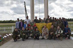 В Курской области нашли останки 73 советских воинов