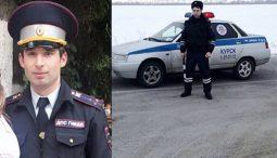 Роман Старовойт выразил соболезнования семье погибшего курского полицейского