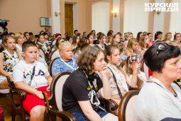 Делегация из Калининграда завершила экскурсию по Курской области