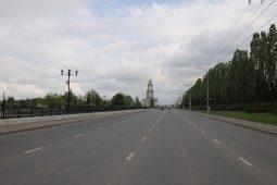 В части Курска перекроют движение
