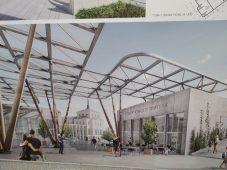 Проекты историко-архитектурного облика центра Курска выставили в музее