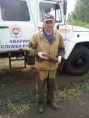 В Курской области нашли артснаряд времен ВОВ