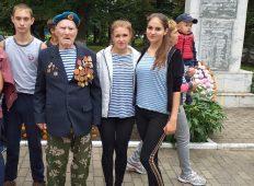 В Касторенском районе Курской области День ВДВ отметили пробегом