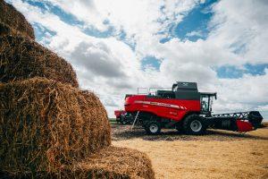 В Курской области завершена уборка ранних зерновых