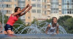 Сегодня в Курске ожидается до +30 градусов жары