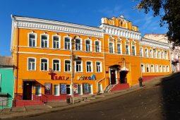 В Курске обсудили будущее театра кукол