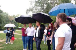 В Курске проходит молодежный мультикультурный фестиваль